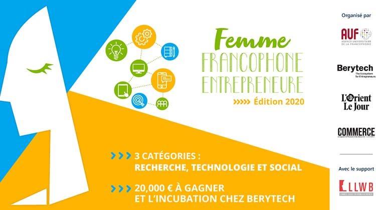 """Femme Francophone Entrepreneure"" Competition"