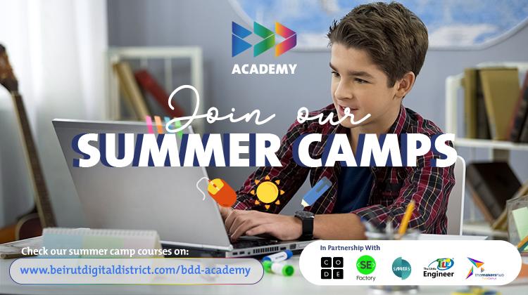 BDD Academy 2020 Summer Camps Edition