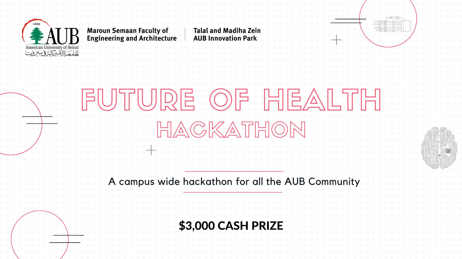 Future of Health Hackathon