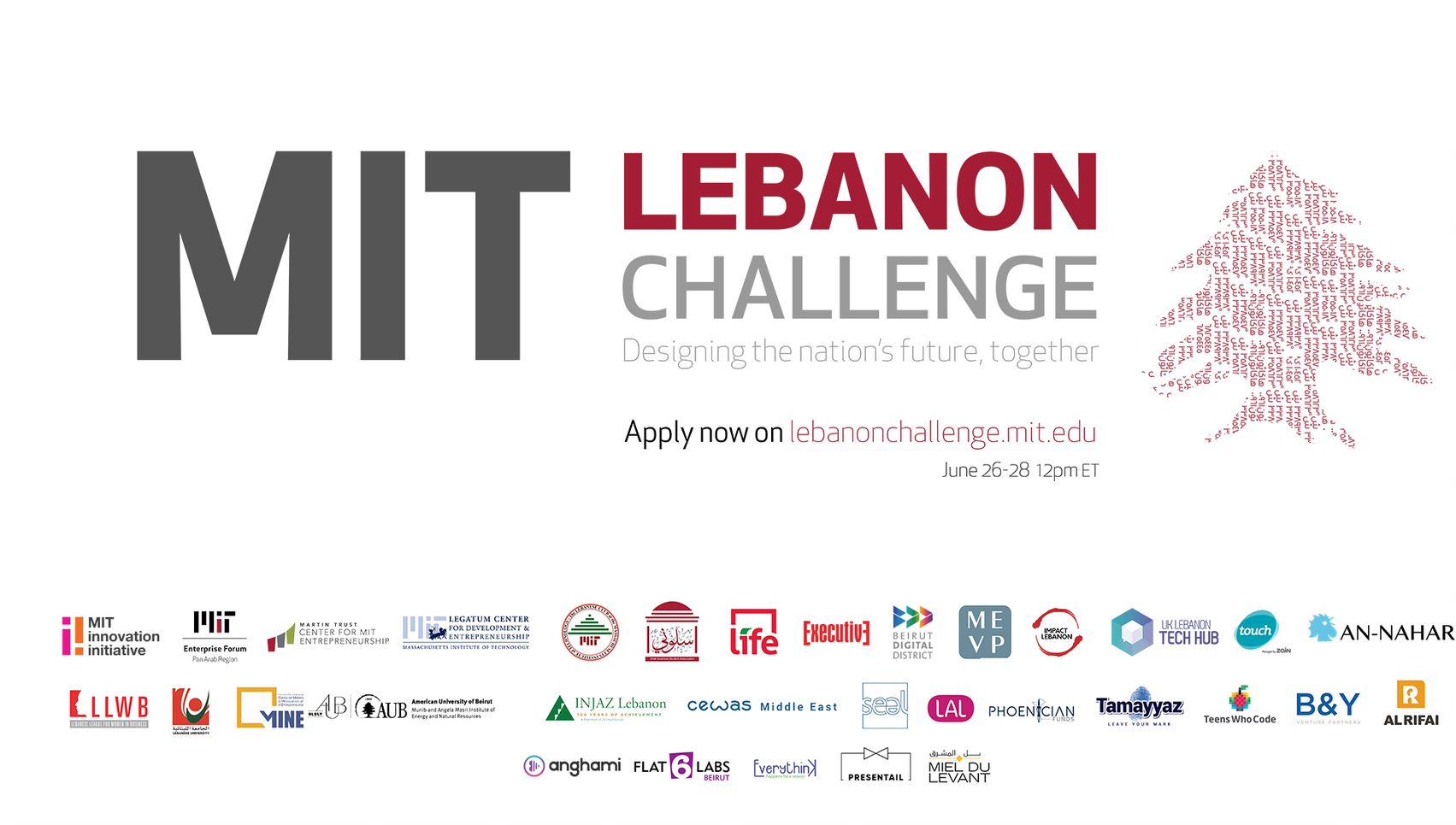 MIT Lebanon Challenge