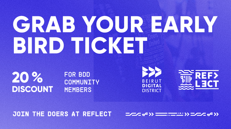 Save your spot at Reflect 2021