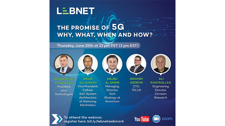 The Promise of 5G