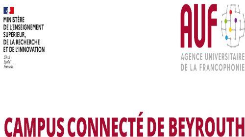 Campus connecté de Beyrouth AUF - MESRI